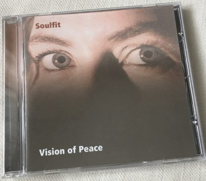 CD Vision of Peace - Tina Wiegand - Soulfit 1999